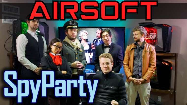 Airsoft SpyPartie