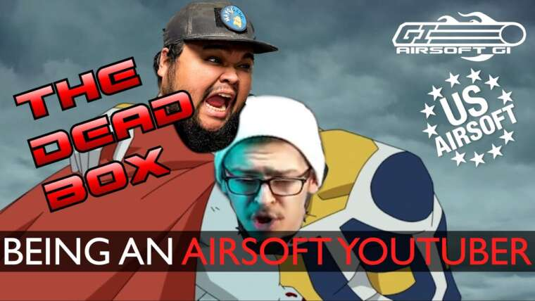 LA VIE D'UN YOUTUBER AIRSOFT – The Dead Box Podcast Ep.3 ft USAirsoft |  Airsoft GI