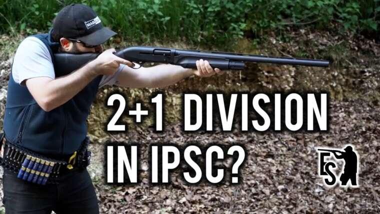 Devrait-il y avoir une division 2+1 dans le fusil de chasse pratique IPSC?