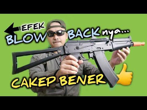 DÉBALLAGE ET RÉVISION AK74U.  J12 Jouets de pistolet à gel d'eau.  JinMing.