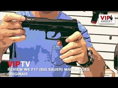 REVUE WE F17 SIG SAUER
