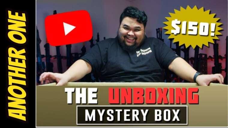 Airsoft Unboxing Mystery Box (UN AUTRE)
