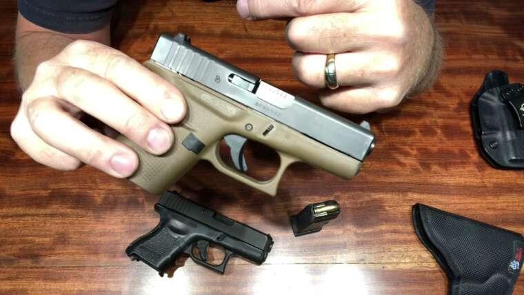 Examen du Glock 42