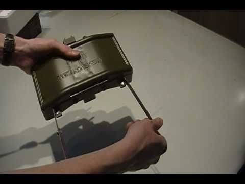AIRSOFT M18A1 CLAYMORE UNBOXING/REVISION