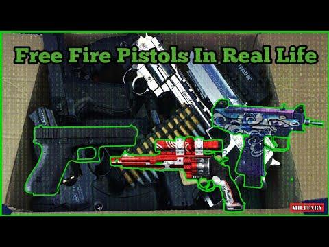 Pistolet à feu gratuit Dans la vraie vie ||  All Gun Real Life En tir libre ||  Pistolet à feu gratuit partie 1