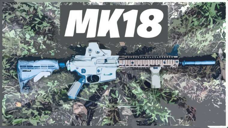 Mon airsoft mk18 |  Examen rapide
