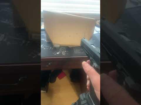 Test du pistolet Airsoft