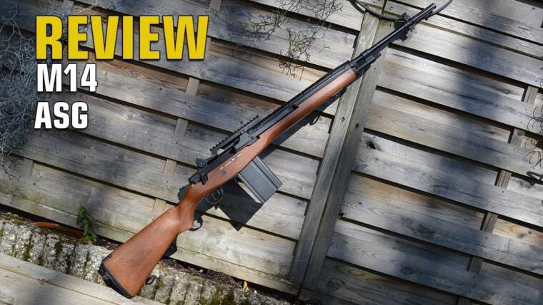 [Review Airsoft] – M14 – ASG