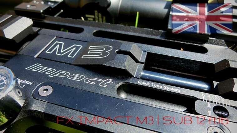 FX Impact M3    SUB 12 Spécifications britanniques    Revue complète