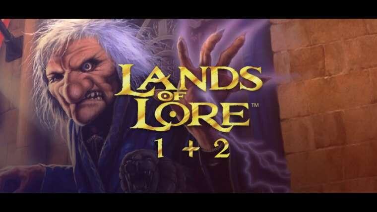 La série de jeux TheGOGcom de DanVanDam de Lands of Lore The Throne of Chaos Part 2