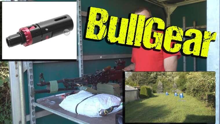 Bullgear MK43 / M60 / PKM |4K|  Révision et déballage |  Airsoft Highlander