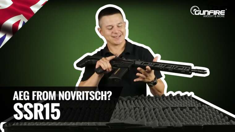 AEG de Novritsch ?  – Revue SSR15