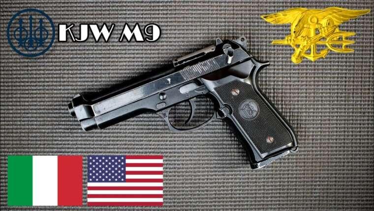 Évaluer KJ Works M9 Beretta GBB Full Metal
