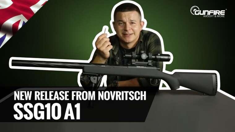 Avis Novritsch SSG10 A1 – Que propose la légende des snipers d'airsoft ?