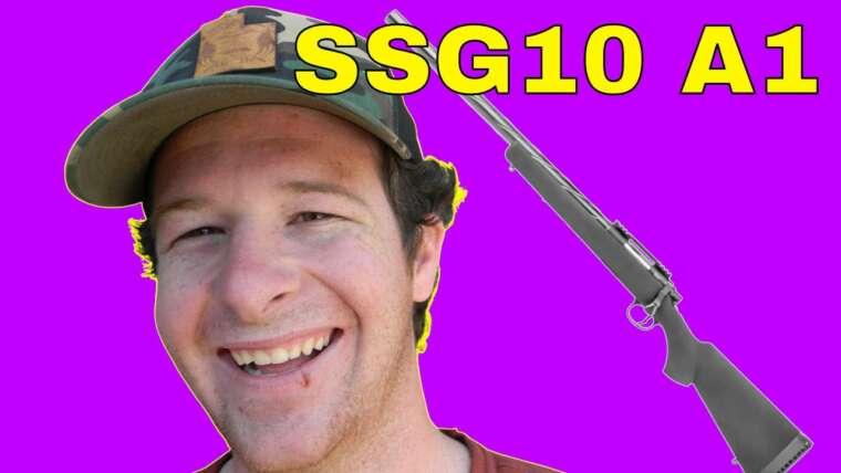 SSG10 A1 Quelle est la précision ?  |  Revue Softair