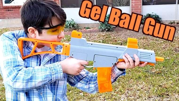 Nouveau SplatRBall Full-Auto Gel Ball Blaster – Airsoft chinois!