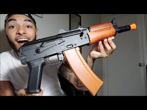 Déballage DRACO BB Gun