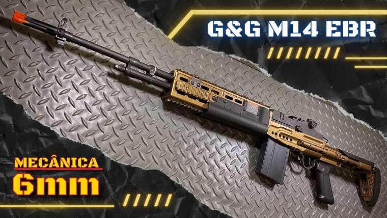 M14 EBR G&G – REVUE INTERNE COMPLET