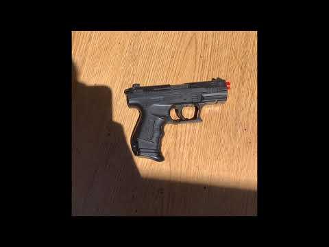 Test du pistolet Walther P22 Airsoft