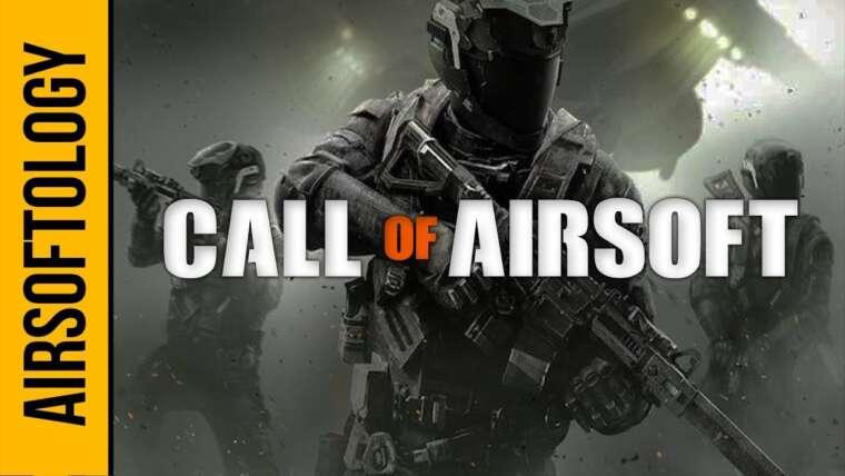 Un jeu vidéo Airsoft ?     Spectacle de questions-réponses sur l'airsoftologie