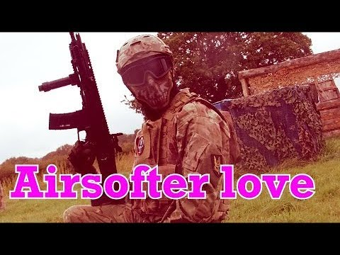Airsoft : L'amour en airsoft (Skit)