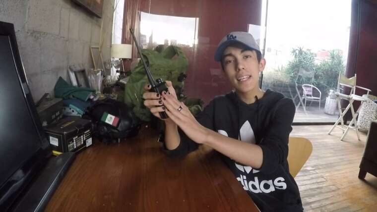 Communication radio Baofeng UV-5r (revue) en Paintball / Airsoft