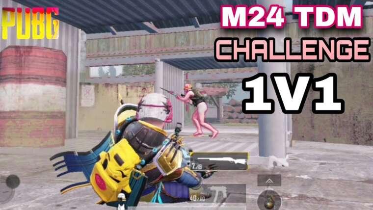 M24 Gameplay tdm |  match M24 tdm |  Gameplay M24