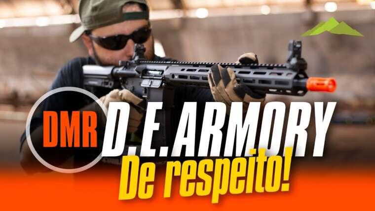 Critique du test Airsoft Rifle AEG M4 M906A Electronic Trigger – DE Armory