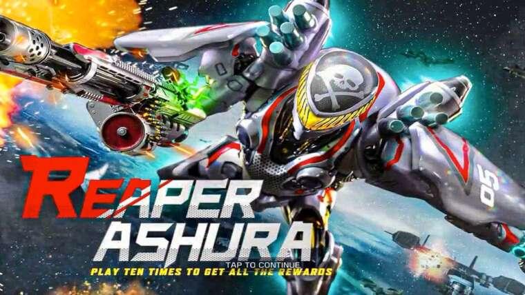 *NOUVEAU* Tirage d'Achoura |  Débloqué!  Faucheuse légendaire – Ashura & M4 LMG |  avec gameplay |  COD Mobile.