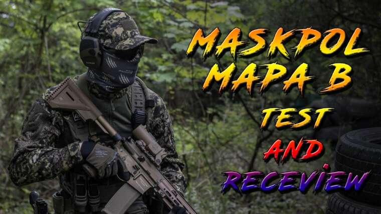 Revue d'Airsoft |  MAPA – Camouflage polonais du XXIe siècle