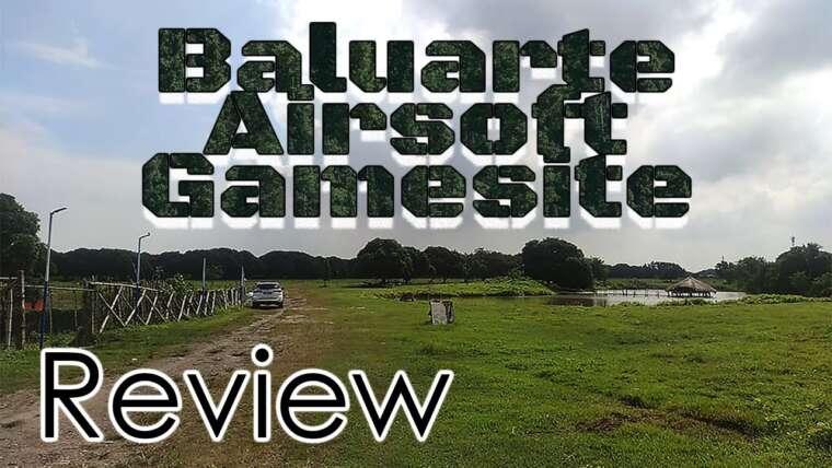 Revue du site de jeux Baluarte Airsoft